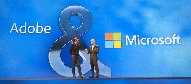 Adobe and Microsoft Partnership, Adobe Marketing Cloud, Microsoft Dynamics CRM